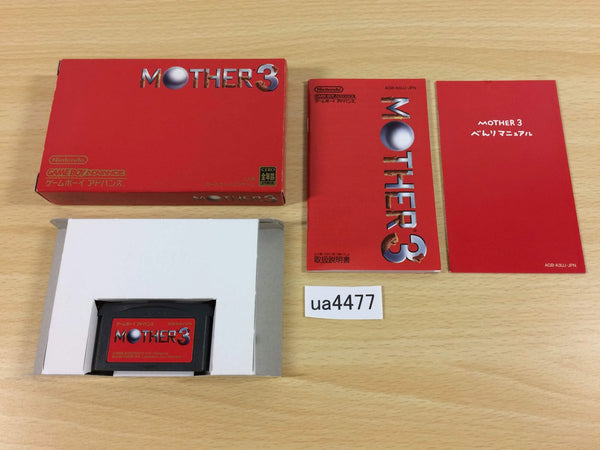 ua4477 Mother 3 BOXED GameBoy Advance Japan