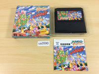 ua3590 Totally Rad Magic John BOXED NES Famicom Japan
