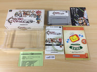 ua6186 Chrono Trigger BOXED SNES Super Famicom Japan