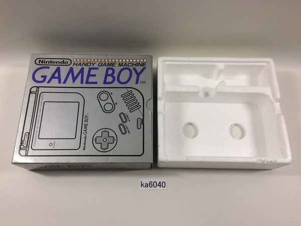 ka6040 GameBoy Original Console Box Only Console Japan