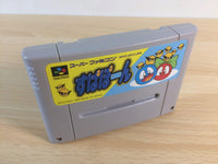 dc7146 Supapoon BOXED SNES Super Famicom Japan
