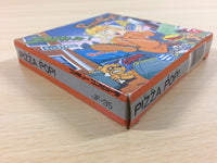 ua3187 Pizza Pop BOXED NES Famicom Japan