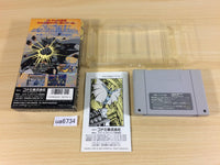 ua6734 Batman Returns BOXED SNES Super Famicom Japan