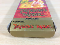 ua6735 Dragon's Magic Lair BOXED SNES Super Famicom Japan