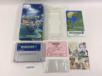 dd8499 Seiken Densetsu 3 Secret of Mana BOXED SNES Super Famicom Japan