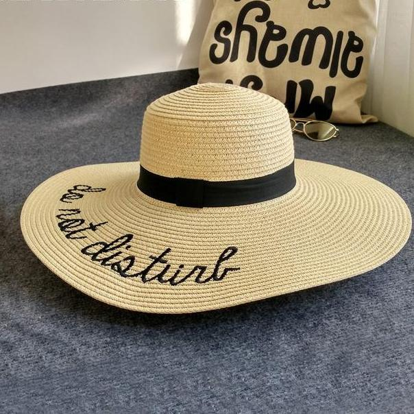 Summer Sun Hat with Fun Saying