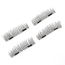 Easy Peasy Long, Lush and Natural Magnetic Eyelashes