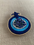 Blue Pomegranate - Small
