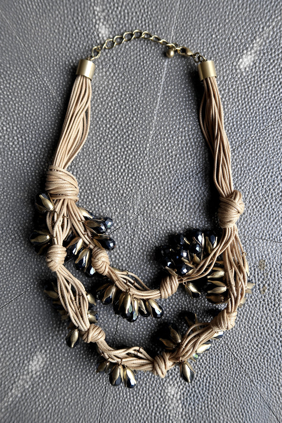 Ropes Necklace