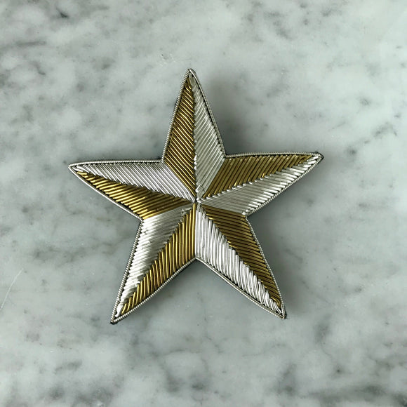The Big Star Brooch - Kite