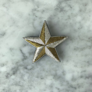 The Small Star Brooch - Kite