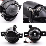 Fog Lights Bi-xenon Lens Projector Waterproof Replace For Nissan