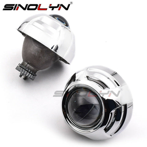 3.0'' D2S HID Bi xenon Headlight Lens Projector For H4 Headlamp Retrofit