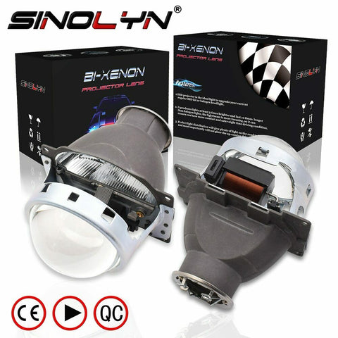 3.0'' D2S H7 HID Xenon/Halogen/LED Headlight Bi-Xenon Projector Lens