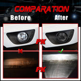 OEM Replace HID Bi-xenon Projector Fog Light Lens For Toyota Lexus