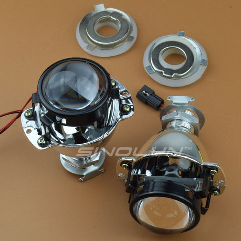 1.8'' Micro HID Bi-xenon Headlight Fog Lights Projector Lens