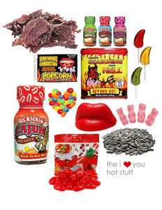The I Love You, Hot Stuff unBasket