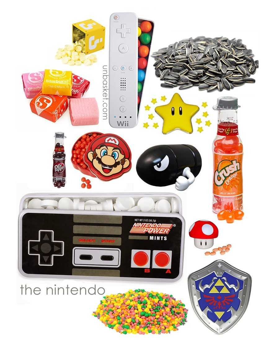 The Nintendo unBasket