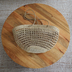 SALE: Half Moon Basket