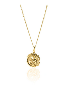 St Gerard - Patron Saint of Motherhood Necklace