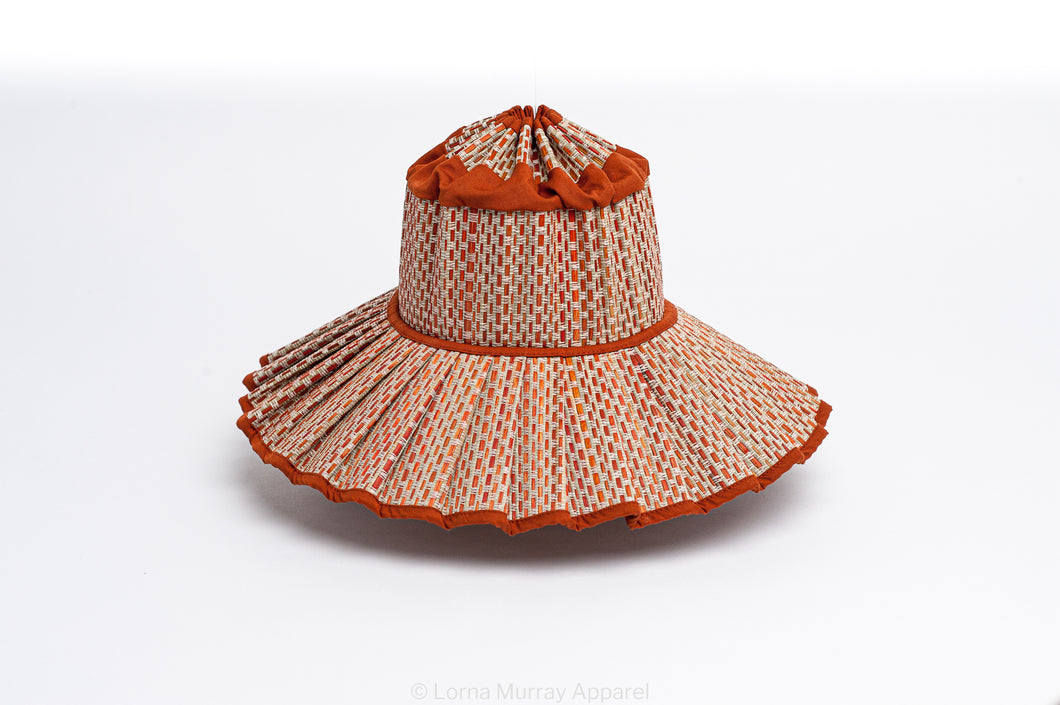 LORNA MURRAY HAT - SAHARA