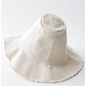 Canvas Bucket hat, ethically handmade in India