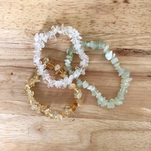 Master Healer - Set of 3 crystal bracelets