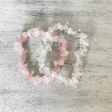 Zen Mama - set of 2 crystal bracelets