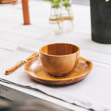 SOLD OUT - Wooden Bowl Set