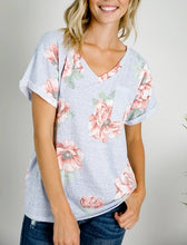 Floral Vibes Top - PLUS