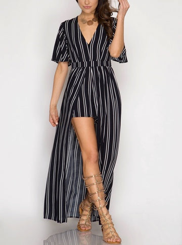 End Game Romper Dress