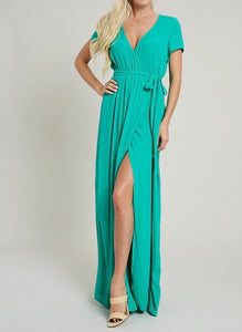 Somewhere With You Maxi Dress