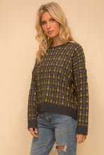 The Callie Multi Color Sweater