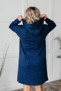 Mila Cardigan in Blue