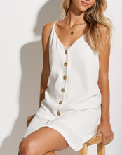Rayn Button Down Cami Dress