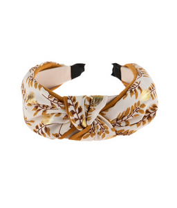 Zara Double Knotted Headband