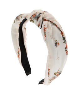 Days In The Garden Floral Headband