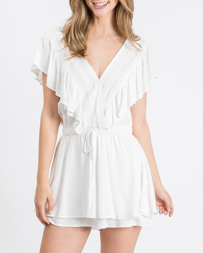 Play It Again Romper
