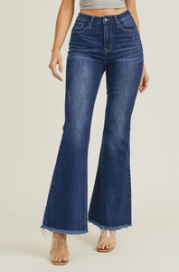The Mila High Waist Vintage Flare Jeans