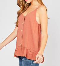 Carrie Camisole Top