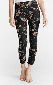 Jasmine Zip Pocket Daisy Leggings