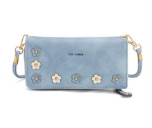 Flora Zip-Around Wallet