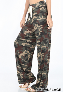 Camouflage Lounge Pants