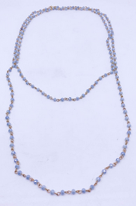Dainty Glass Beaded Necklace