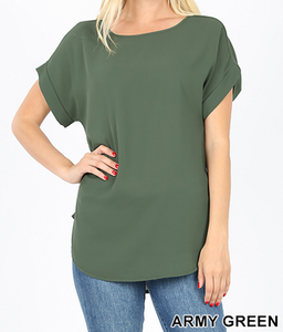 Morgan Relaxed Fit Top