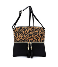 Lindsay Colorblock Crossbody Bag