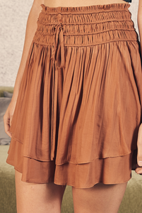 Elliana Layered Skirt