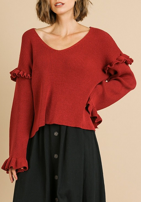 Belle Pullover Sweater