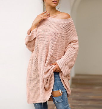 Averly Off The Shoulder Sweater
