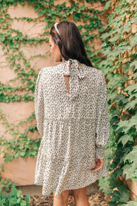 The Mercer Dress in Cream